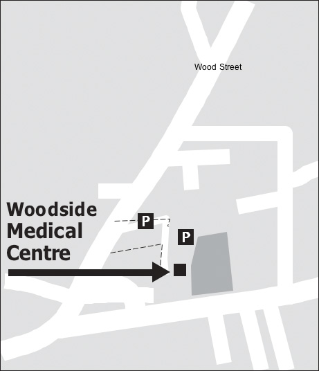 location of the surgery